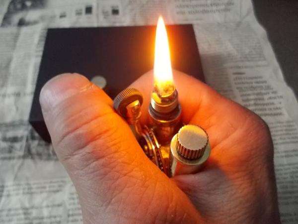 Зажигалка ДУПЛЕТ'' №9