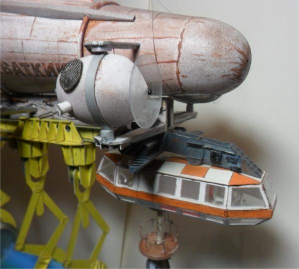 Бумажные летающие корабли (Фото 7)
