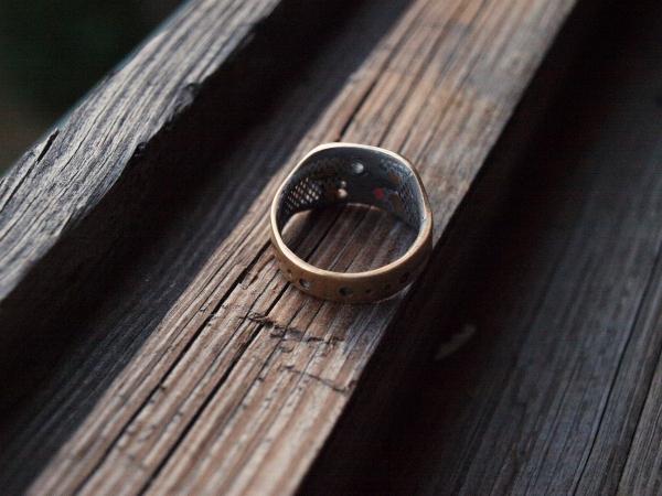 Перстень в подарок другу. (Фото 7)