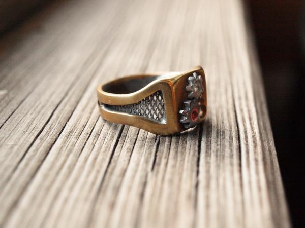 Перстень в подарок другу. (Фото 3)