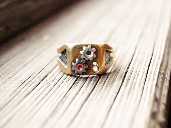 Перстень в подарок другу. (Фото 4)