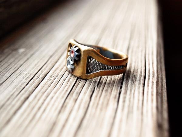 Перстень в подарок другу. (Фото 6)