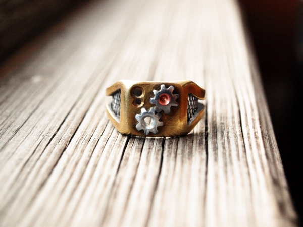 Перстень в подарок другу. (Фото 5)