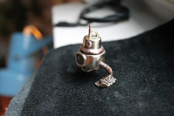 Глубоководный собиратель жемчуга (версия 1.0).