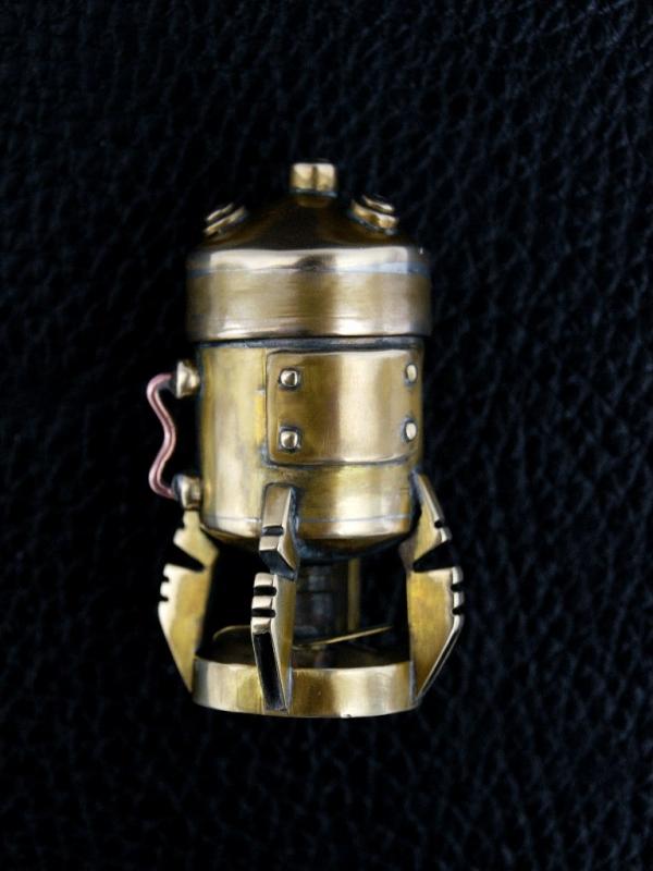 Торпеда или контейнер для хранения КЦ