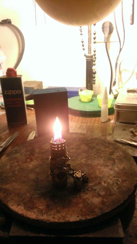 Зажигалка Feuerstein. №3