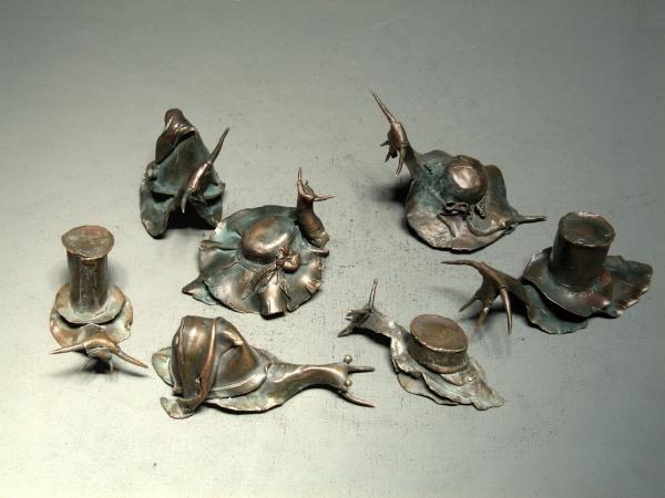 Монстры в шляпках (Фото 2)