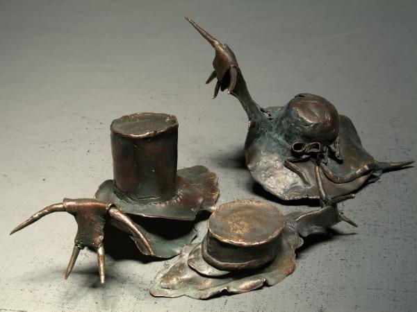 Монстры в шляпках (Фото 5)