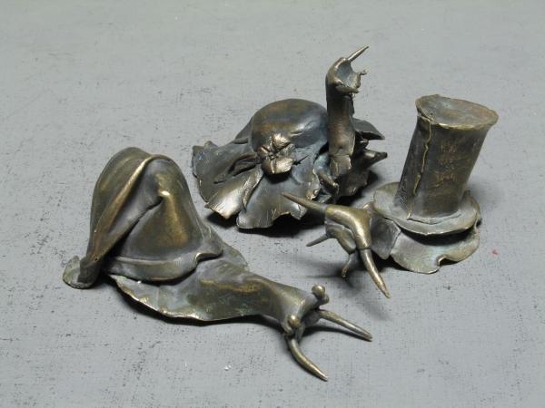 Монстры в шляпках (Фото 4)
