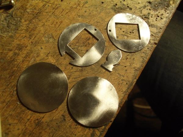 Кулон своими руками из монеты