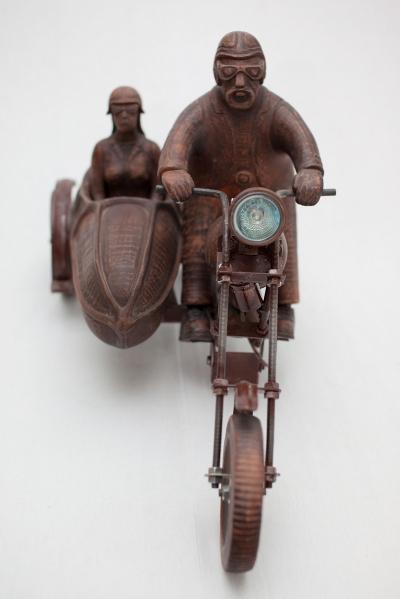 """Светильники """"байкер-1"""" и """"байкер-2"""" (Фото 7)"""