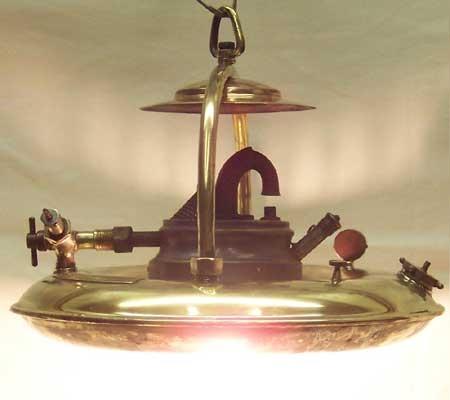 The Kitson Empire Lighting Co., Stamford, England.