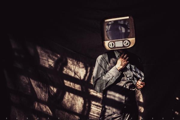 Сергей Хартимеев стимпанк маска