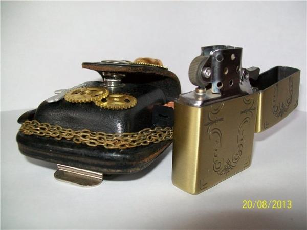 Сумочка для зажигалки (Фото 2)