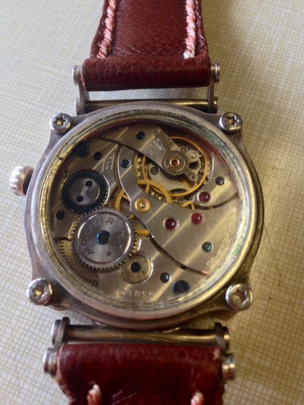 Часы - из карманных в наручные (Фото 17)
