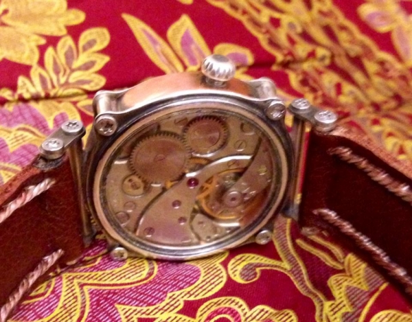 Часы - из карманных в наручные (Фото 10)