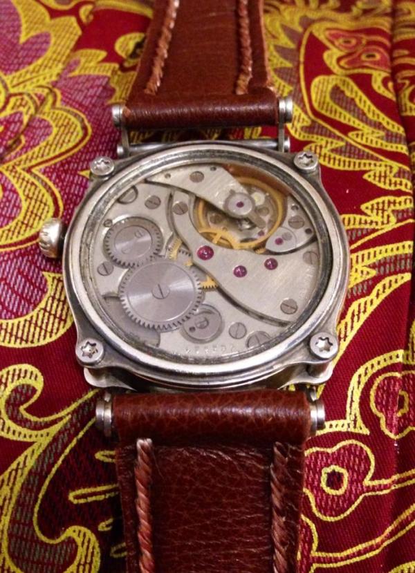 Часы - из карманных в наручные (Фото 11)