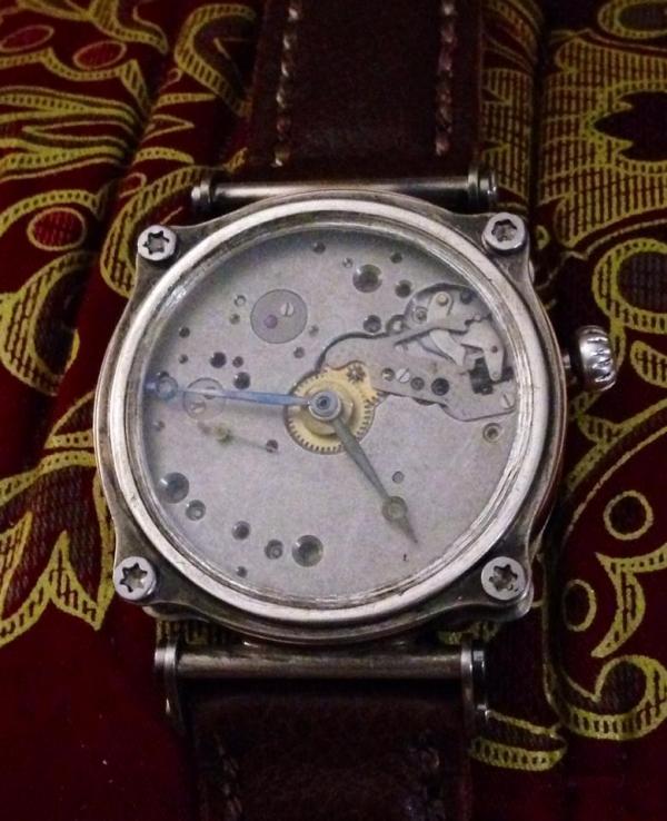 Часы - из карманных в наручные (Фото 12)