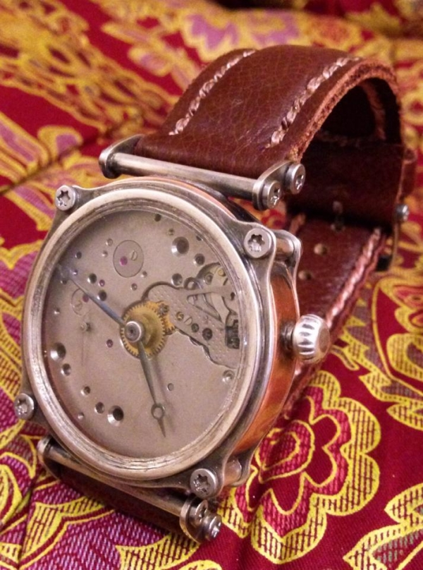 Часы - из карманных в наручные (Фото 14)