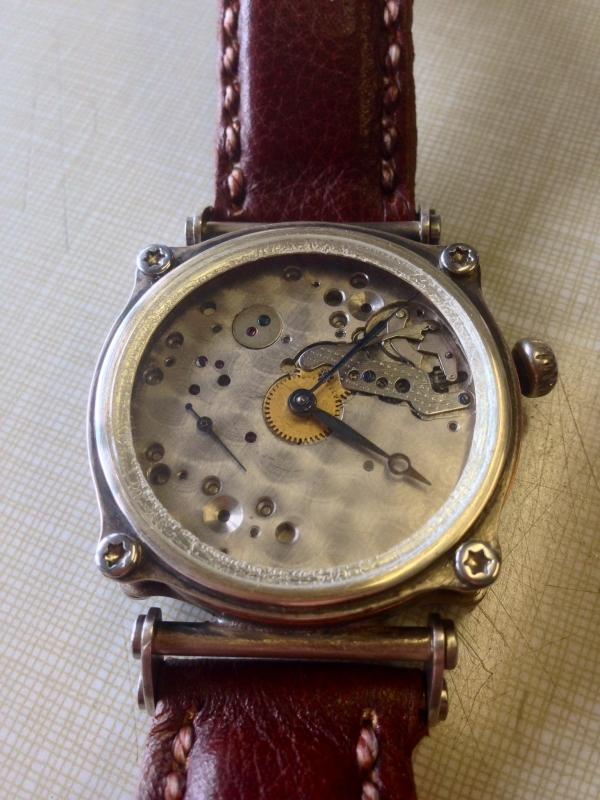 Часы - из карманных в наручные (Фото 18)
