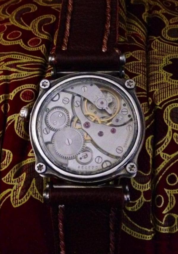 Часы - из карманных в наручные (Фото 16)
