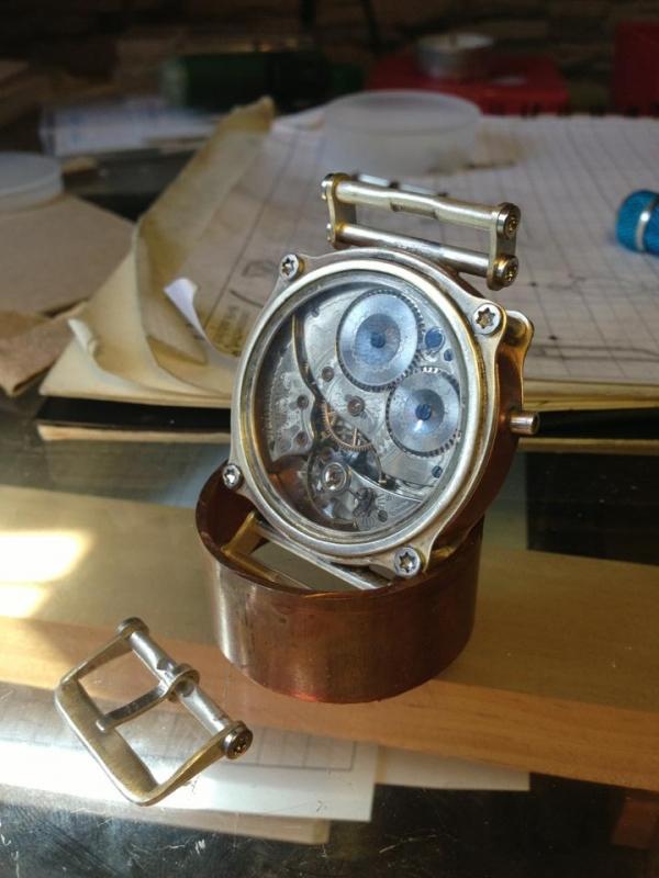 Часы - из карманных в наручные (Фото 9)