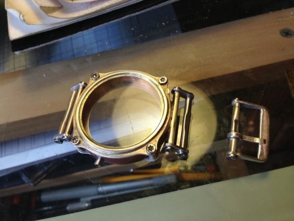Часы - из карманных в наручные (Фото 7)