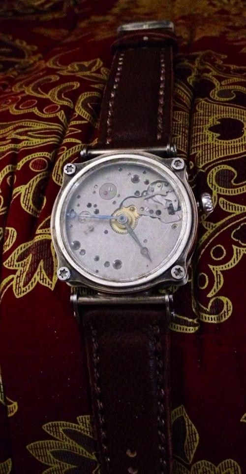 Часы - из карманных в наручные (Фото 13)