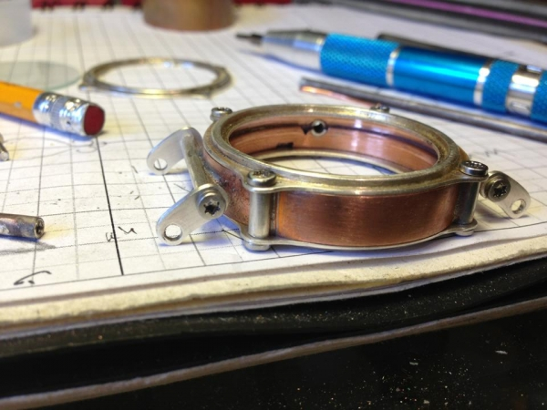 Часы - из карманных в наручные (Фото 5)