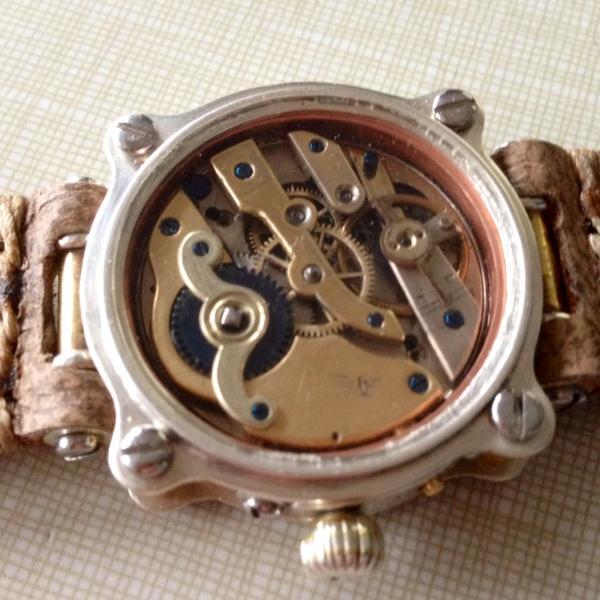 Часы - из карманных в наручные - 2 (Фото 2)