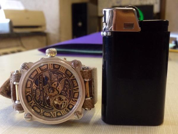 Часы - из карманных в наручные - 2 (Фото 7)