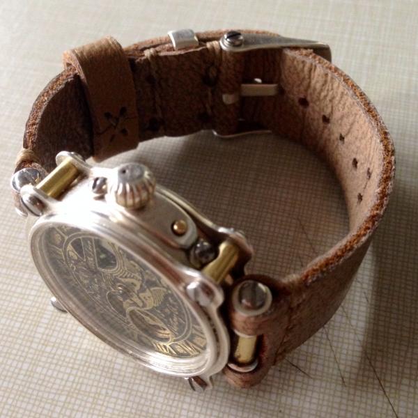 Часы - из карманных в наручные - 2 (Фото 4)