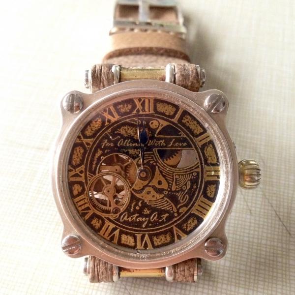 Часы - из карманных в наручные - 2 (Фото 5)