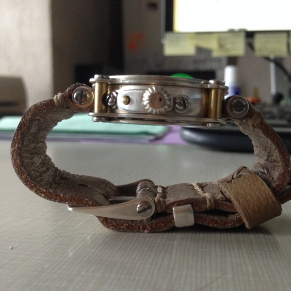 Часы - из карманных в наручные - 2 (Фото 6)
