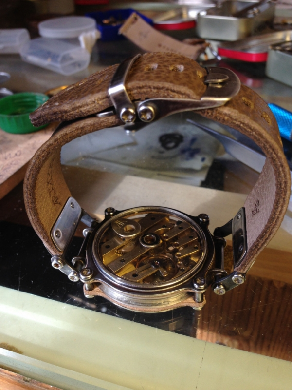 Часы - из карманных в наручные - 3 (Фото 21)