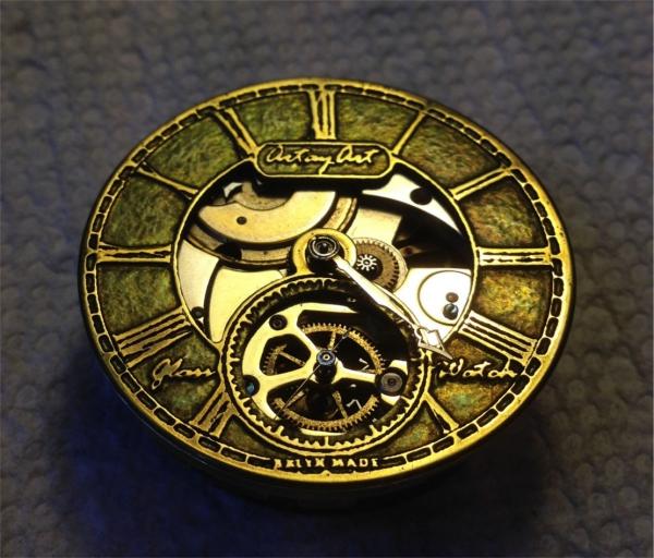 Часы - из карманных в наручные - 3 (Фото 14)