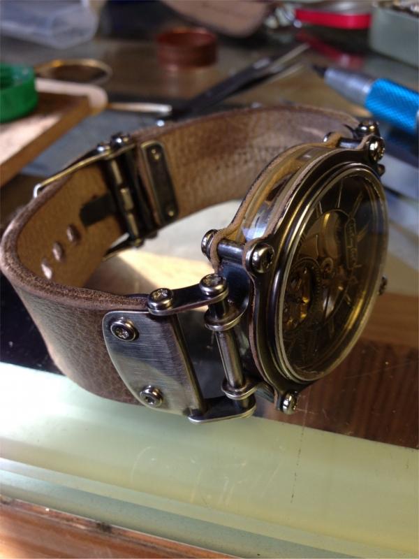 Часы - из карманных в наручные - 3 (Фото 20)