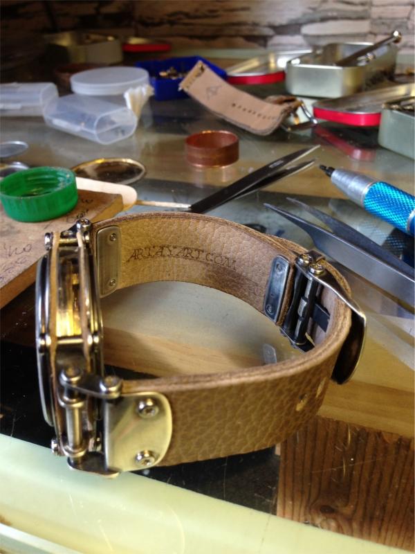 Часы - из карманных в наручные - 3 (Фото 22)