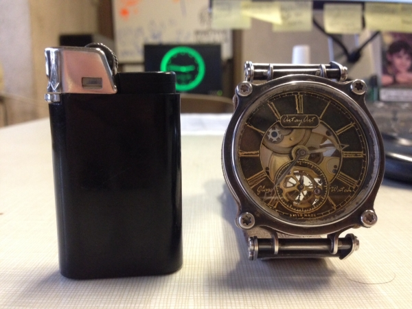 Часы - из карманных в наручные - 3 (Фото 24)