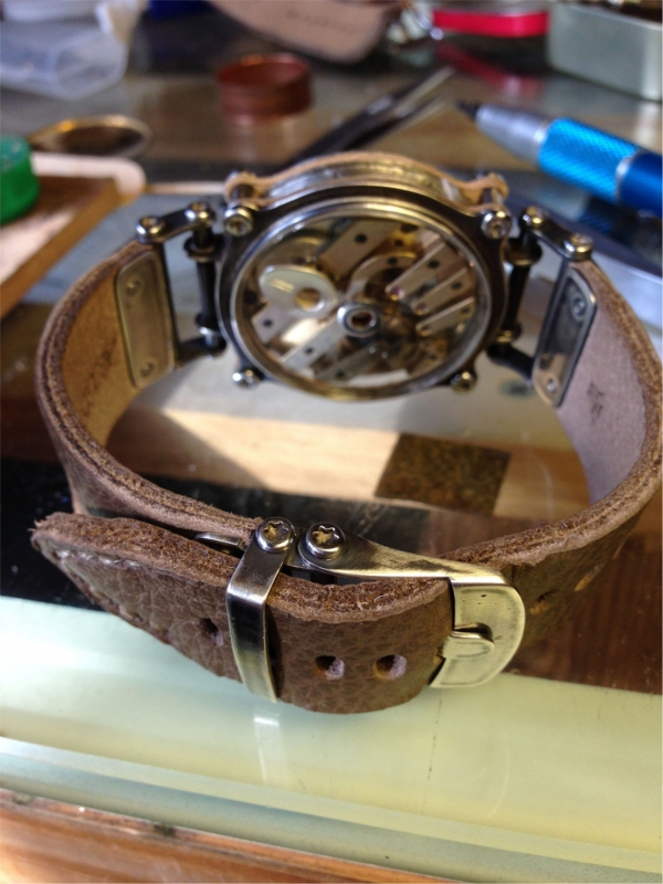 Часы - из карманных в наручные - 3 (Фото 19)