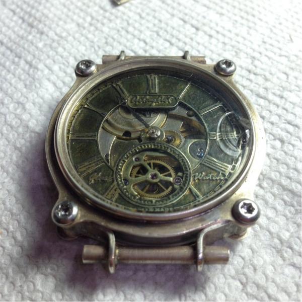 Часы - из карманных в наручные - 3 (Фото 15)