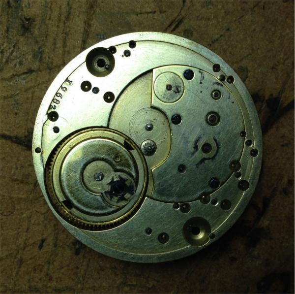 Часы - из карманных в наручные - 3 (Фото 12)