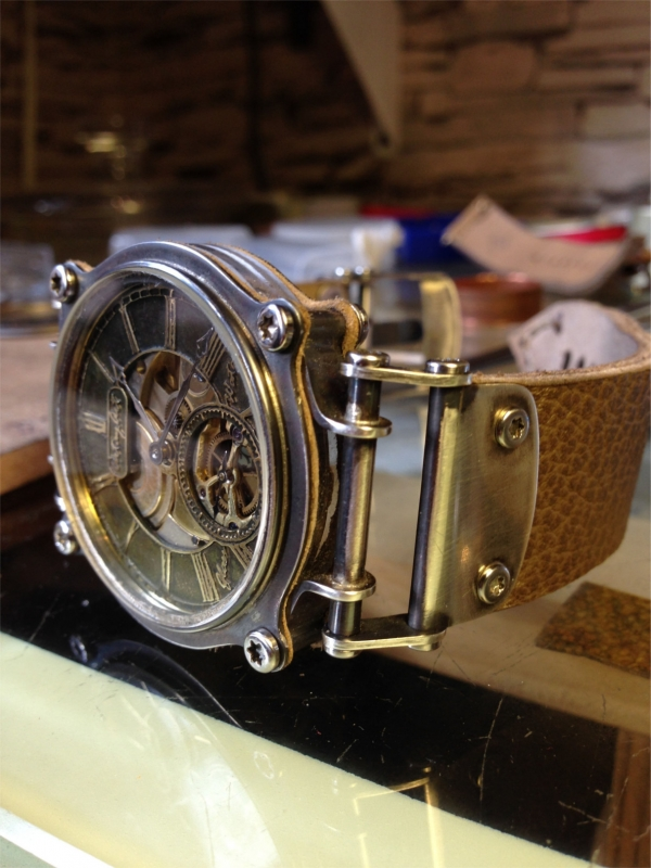 Часы - из карманных в наручные - 3 (Фото 18)