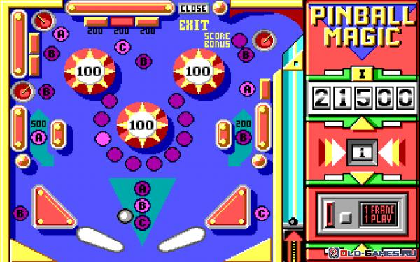 История pinball'a (Фото 21)