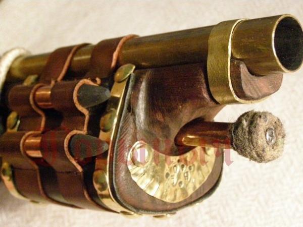 Макеты огнестрела. (Фото 7)