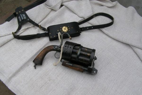 Макеты огнестрела. (Фото 13)
