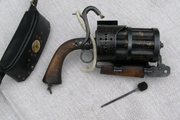 Макеты огнестрела. (Фото 14)