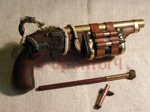 Макеты огнестрела. (Фото 4)