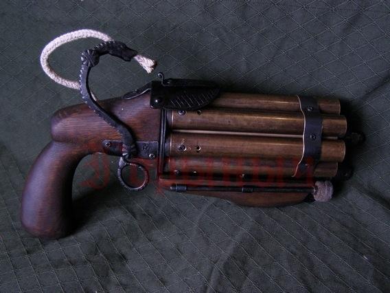 Макеты огнестрела. (Фото 9)