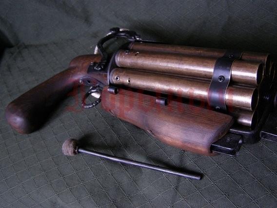 Макеты огнестрела. (Фото 11)